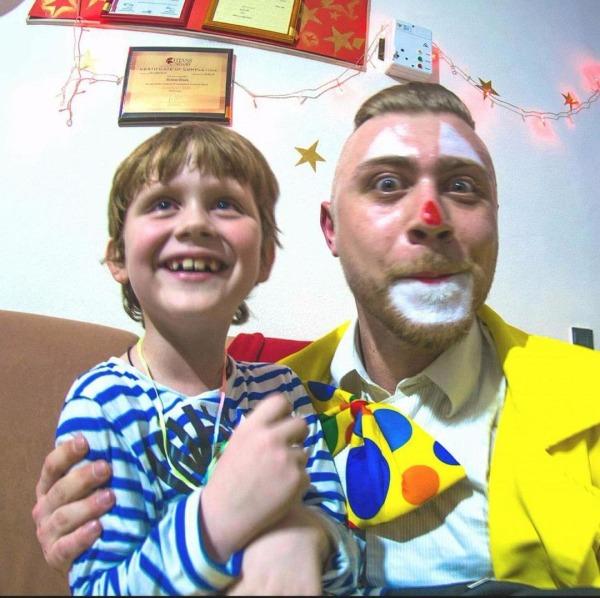 Экспресс поздравления клоуны в московская область